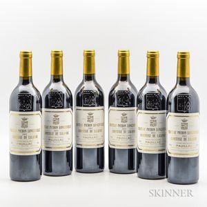 Chateau Pichon Longueville Comtesse de Lalande 2003, 6 bottles