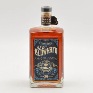 Orphan Barrel Old Blowhard 26 Years Old, 1 750ml bottle