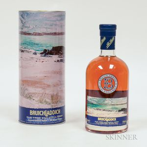 Bruichladdich Legacy III 34 Years Old, 1 70cl bottle (ot)