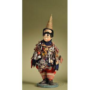 Important Kris Kringle Doll