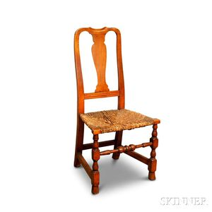 Country Maple Side Chair