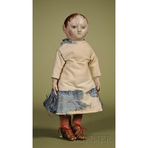 Small Izannah Walker Cloth Child