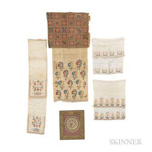 Six Textiles