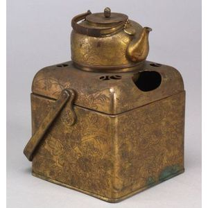 Teapot and Brazier