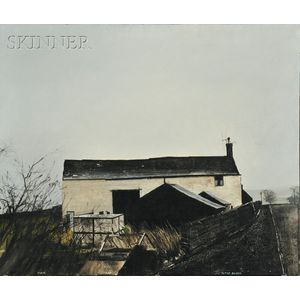 Peter Brook (British, 1927-2009)      Farm