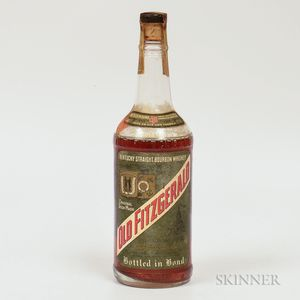 Old Fitzgerald 8 Years Old 1950, 1 4/5 quart bottle