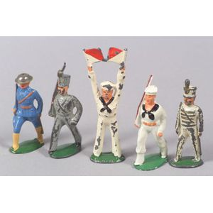 Dime Store Soldiers