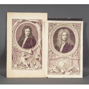 Lot of Approximately Twenty-seven Old Master and 19th Century Prints: Including Works After Giovanni Anton...