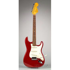 American Electric Guitar, Fender Musical Instruments, Fullerton, 1966