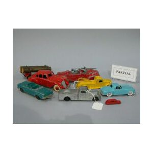 Collection of Diecast Toys