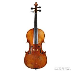 Austrian Violin, 1918