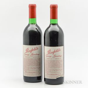 Penfolds Grange 1984, 2 bottles