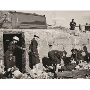 Ansel Adams (American, 1902-1984)      Fifty-Seven Photographs Documenting the Massachusetts Women