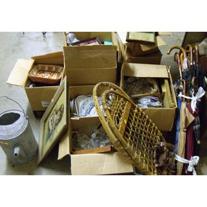 Lot of Assorted Decorative and Collectible Items.