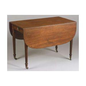 Classical Mahogany Dining Table