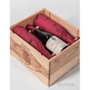 Comte Georges de Vogue Musigny Cuvee Vieilles Vignes 2012, 6 bottles (owc)