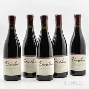Donelan Obsidian Syrah 2013, 5 bottles