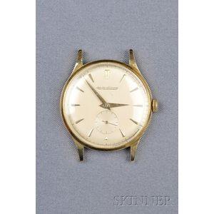 18kt Gold Wristwatch, Jaeger LeCoultre