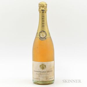 Deutz Blanc de Blancs 1964, 1 bottle