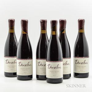Donelan Tripps Block Pinot Noir 2013, 6 bottles