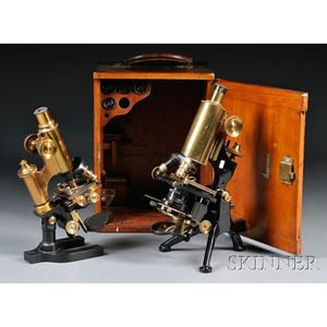 Two London Microscopes