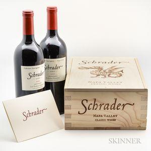 Schrader 2011, 2 bottles (owc)