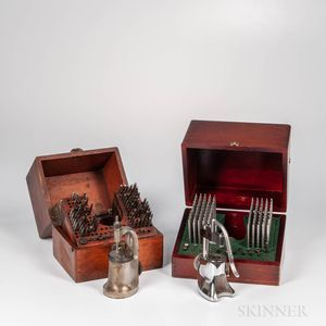 Two Cased Watchmaker