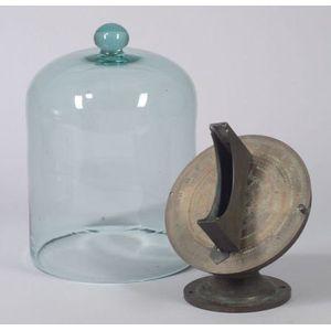 Brass Precision Sundial for Gloucester, Massachusetts