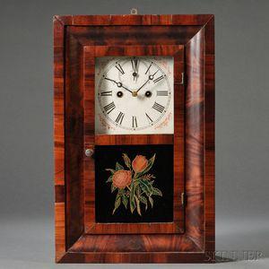 Terry Clock Co. Weight-powered Miniature OG Clock