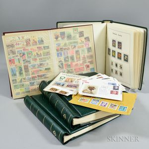 Extensive Collection of Austrian Stamps