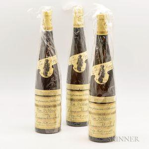 Domaine Weinbach Gewurztraminer Altenbourg Clos Des Capucins Quintessence De Grains Nobles 1999, 3 bottles