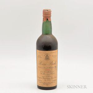 Justino Henriques Rare Boal 1888, 1 bottle