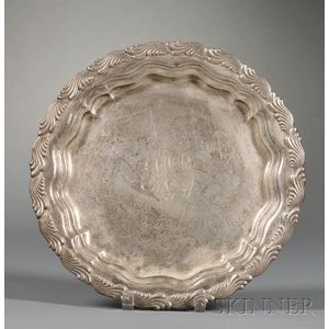 Tiffany & Co. Sterling Salver