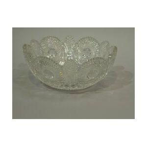 Brilliant Colorless Cut Glass Bowl.