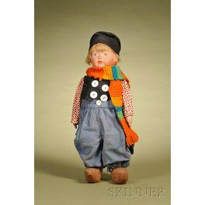 Kamkins Character Doll Dutch Boy