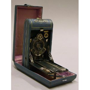 Blue Vanity Kodak Set