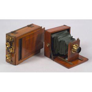 Lancaster Le Merveilleux Field Camera