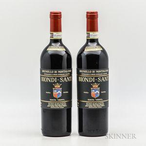 Biondi Santi (Tenuta Greppo) Brunello di Montalcino 2010, 2 bottles
