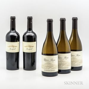 Stonestreet, 5 bottles