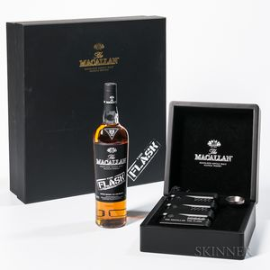 Macallan The Flask 22 Years Old, 1 750ml bottle (pc)
