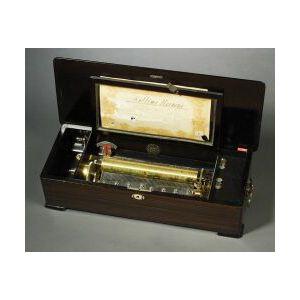 Sublime-Harmony Musical Box By Charles Ullmann