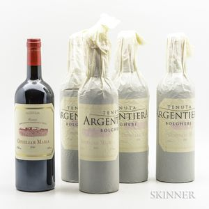 Tenuta Argentiera Opheliah Maria 2010, 5 bottles