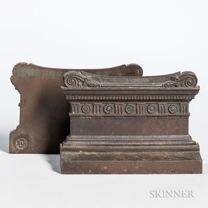 Pair of Classical Revival Bookends