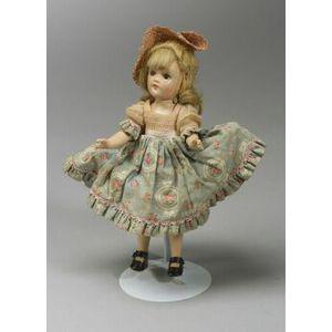 "Madame Alexander Composition Doll ""Madelaine"""