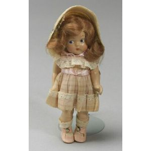 Vogue Composition Toddles Doll