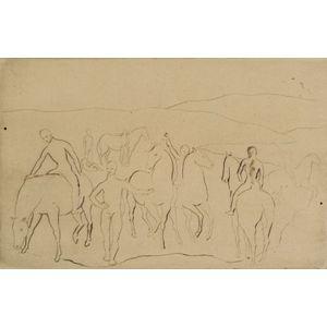 Pablo Picasso  (Spanish, 1881-1971)    L