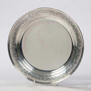 Birks Sterling Silver Tray