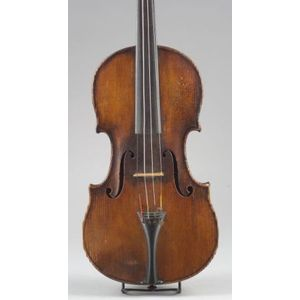 French Violin, c. 1860, School of Vuillaume