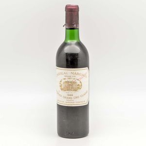 Chateau Margaux 1966, 1 bottle