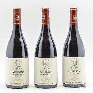 Drouhin Laroze Musigny 2009, 3 bottles